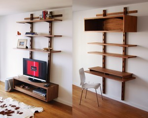 New Century Shelving System