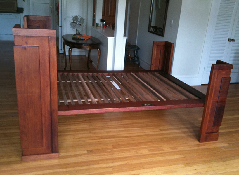panel bed 4