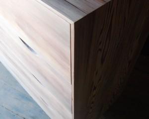 Bleached Redwood Dresser