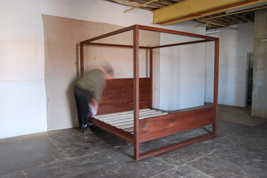 Canopy Bed2