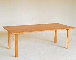 Yellow Pine Clark Table