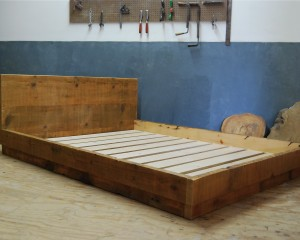 Low Deck Bed